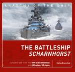 59155 - Draminski-Skulski, S. - Battleship Scharnhorst - Anatomy of the Ship Osprey (The)