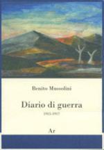 59162 - Mussolini, B. - Diario di guerra 1915-1917
