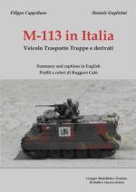 59242 - Cappellano-Guglielmi-Calo', F.-D.-R. - M-113 in Italia. Veicolo trasporto truppe e derivati