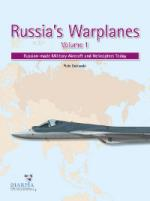 59373 - Butowski, P. - Russia's Warplanes Vol 1 Russian made Military Aircraft and Helicopters Today