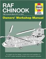 59401 - McNab, C. - RAF Chinook. Owner's Workshop Manual. 1980 onwards (Marks HC-1 to HC-6)
