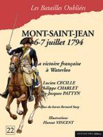 59450 - Cecille-Charlet-Pattyn, L.-P.-J.J. - Batailles Oubliees 22: Mont-Saint-Jean. 6-7 juillet 1794. La victoire francaise a Waterloo