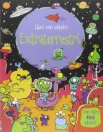 59465 - Robson-Burnett, K.-S. - Libri con adesivi. Extraterrestri. Con oltre 400 adesivi