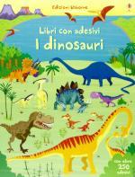 59466 - Watt-Arrowsmith, F.-P. - Libri con adesivi. Dinosauri. Con oltre 250 adesivi