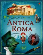 59467 - Cullis-Robins, M.-W. - Libri con adesivi. Antica Roma. Con oltre 120 adesivi