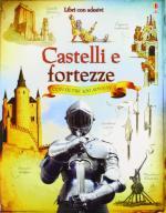 59477 - Wheatley-Firth-McNee, A.-R.-I. - Libri con adesivi. Castelli e fortezze. Con oltre 100 adesivi