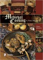 59495 - Jenkins, G. - Medieval Cooking in Today's Kitchen