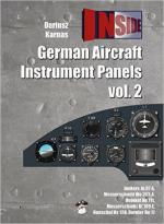 59510 - Karnas, D. - German Aircraft Instrument Panels Volume 2: JU 87 B, Me262 A, HE 111 P, BF 109 E, HS 126 B, DO 17 Z