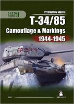 59514 - Skulski, P. - T-34-85. Camouflage and Markings 1944-1945