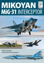 59522 - Gordon, Y. - Mikoyan MiG-31 Interceptor - Flightcraft Series 08