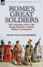 59561 - Herbert, H.W. - Rome's Great Soldiers. The Campaigns of Six of the Roman Republic's Notable Military Commanders