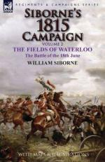 59563 - Siborne, W. - Siborne's 1815 Campaign Vol 2: the Fields of Waterloo. The Battle of the 18th June