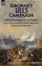 59564 - Siborne, W. - Siborne's 1815 Campaign Vol 3: From Waterloo to Paris. Wavre, the Pursuit and the Final Engagements