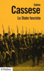 59586 - Cassese, S. - Stato fascista (Lo)