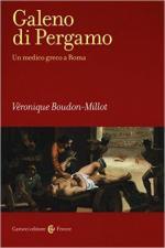 59589 - Boudon Millot, V. - Galeno di Pergamo. Un medico greco a Roma