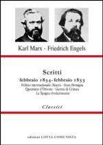 59642 - Marx-Engels, K.-F. - Scritti febbraio 1854 - febbraio 1855