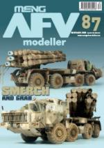 59651 - AFV Modeller,  - AFV Modeller 087. Smerch and Grab