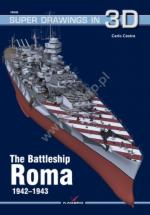 59819 - Cestra, C. - Super Drawings 3D 40: Battleship Roma 1942-1943