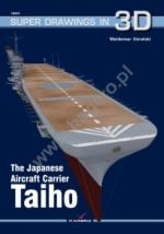 59820 - Goralski, W. - Super Drawings 3D 41: Japanese Aircraft Carrier Taiho