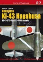 59824 - Lukasik, M. - Top Drawings 27: Nakajima Ki-43 Hayabusa. Ki-43-I/Ki-43-II/Ki-43-III models