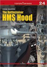 59826 - Draminski, S. - Top Drawings 24: Battlecruiser HMS Hood