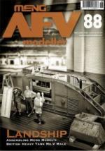 59844 - AFV Modeller,  - AFV Modeller 089. Printed Panzer
