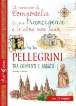 59936 - Valentino, A. - Vie dei pellegrini tra conventi e abbazie. Il cammino di Compostela, la via Francigena e le altre mete sante (Le)