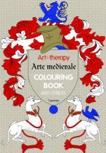59975 - Leblanc, S. - Arte medioevale - Colouring Book