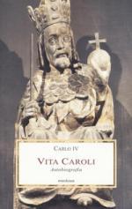 60000 - Carlo IV Imperatore,  - Vita Caroli. Autobiografia