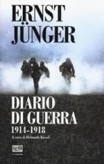 60191 - Juenger, E. - Diario di guerra 1914-1918