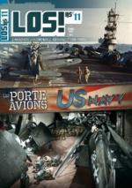 60244 - Caraktere,  - HS Los! 11: Les Porte Avions de l'US Navy