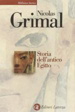 60335 - Grimal, N. - Storia dell'antico Egitto
