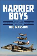 60448 - Marston, B. - Harrier Boys Vol 2: New technologies, New Threats, New Tactics, 1990-2010