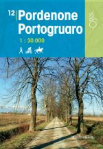60469 - AAVV,  - Cartina 1:30000 - Pordenone-Portogruaro