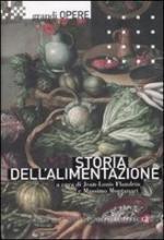 60476 - Flandrin-Montanari, J.L.-M. cur - Storia dell'alimentazione Vol 1