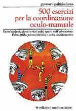 60504 - Palmisciano, G. - 500 esercizi per la coordinazione oculo-manuale
