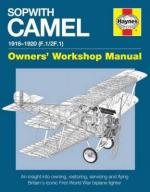 60594 - Cotter, J. - Sopwith Camel. Owners' Workshop Manual. 1916-20 (F.1/2F.1)