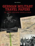 60603 - DiPalma, M. - German Military Travel Papers of the Second World War