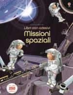 60661 - Smith-Cooper, S.-S. - Libri con adesivi. Missioni Spaziali. Con oltre 250 adesivi
