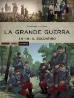 60817 - Corbeyran-Le Roux, E.-E. - Historica Vol 32: La Grande Guerra. 14-18: il soldatino