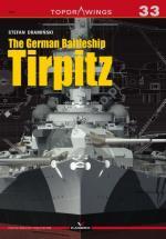 60846 - Draminski, S. - Top Drawings 33: German Battleship Tirpitz
