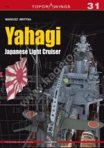 60849 - Motyka, M. - Top Drawings 31: Yahagi. Japanese Light Crusier 1942-1945