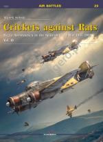 60852 - Sobski, M. - Air Battles 23: Crickets against Rats. Regia Aeronautica in the Spanish Civil War 1937-1939 Vol 2