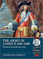 60854 - Ede Borrett, S. - Army of James II 1685-1688. The Birth of the British Army (The)