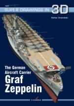 60937 - Draminski, S. - Super Drawings 3D 45: German Aircraft Carrier Graf Zeppelin