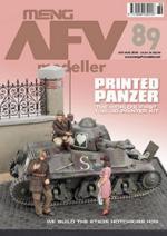 60994 - AFV Modeller,  - AFV Modeller 089. Printed Panzer