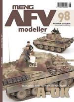 60995 - AFV Modeller,  - AFV Modeller 098. A-OK