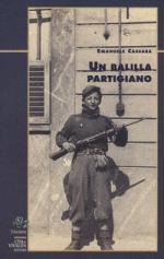 61002 - Cassara', E. - Balilla partigiano (Un)