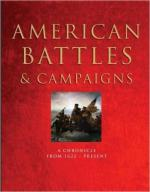 61075 - Spilling, M. cur - American Battles and Campaigns. A Chronicle from 1622-Present