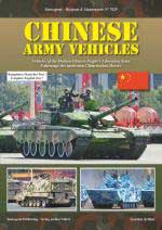 61078 - Arthur, G. - Mission and Manoeuvres 7029: Chinese Army Vehicles. Vehicles of the Modern Chinese People's Liberation Army